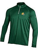 Baylor University 1/4 Zip Nu Tech Top