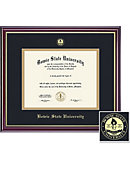 Bowie State University 11'' x 14'' Windsor Diploma Frame