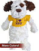 Hardin-Simmons University Fuzzy Buncg Plush