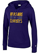 Hardin-Simmons University Cowboys Women's Hooded Sweatshirt