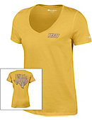 Hardin-Simmons University Women's V-Neck T-Shirt
