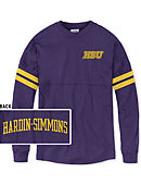 Hardin-Simmons University Cowboys Women's Ra Ra T-Shirt