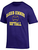 Hardin Simmons Softball T-Shirt
