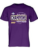 Hardin-Simmons Basketball 2016 ASC Tournament Champions T-Shirt
