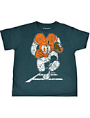 University of Miami Football Player Toddler T-Shirt