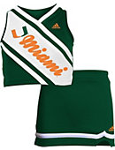 University of Miami Girls' Cheerleader Dress