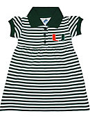 University of Miami Hurricanes Infant Polo Dress