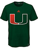 University of Miami Youth Short Sleeve T-Shirt