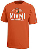 University of Miami Baseball Youth T-Shirt