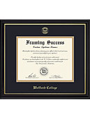 Wofford College Coronado Diploma Frame -ONLINE ONLY
