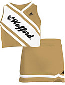 Adidas Wofford College Girl's 2-Piece Cheer Set