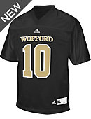 Wofford College #10 Football Jersey Extended Sizes