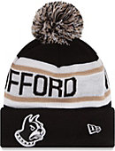 Wofford College Terriers Biggest Fan Knit Pom Hat