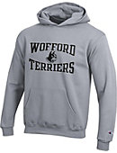 Wofford College Terriers Youth Hooded Sweatshirt