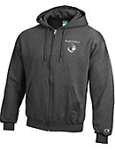 Wofford College Terriers Full-Zip Hooded Sweatshirt