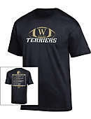 Wofford College Terriers Football Schedule T-Shirt