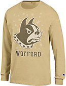 Wofford College Terriers Ugly Sweater Long Sleeve T-Shirt