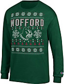 Wofford College Ugly Sweater Long Sleeve T-Shirt