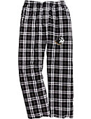 Wofford College Terriers Flannel Pants