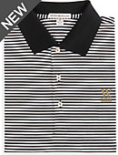 Wofford College Striped Polo