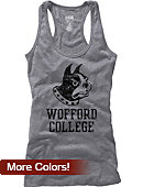 Wofford College Terriers Women's Tank Top