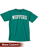 Wofford College Rolled T-Shirt