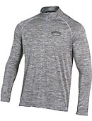 Wofford College 1/4 Zip Nu Tech Top