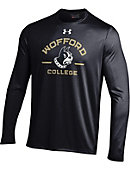 Wofford College Terriers Tech Long Sleeve T-Shirt