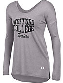 Wofford College Women's Drapey Long Sleeve T-Shirt