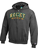 Rocky Mountain College Battlin' Bears Full Zip Hooded Sweatshirt