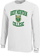 Rocky Mountain College Bears Long Sleeve T-Shirt