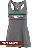 Rocky Mountain College Women's Racer Back Tank Top