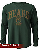 Rocky Mountain College Bears Watch Hill Waffle Long Sleeve T-Shirt