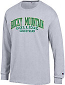 Rocky Mountain College 'Equestrian' Basketball Long Sleeve T-Shirt