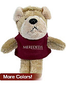 Meredith College Plush Magnet