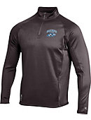 Becker College Hawks Double Dry Performance 1/4 Zip Fleece Pullover