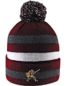 Gannon University Golden Knights Cuff Pom Knit Hat