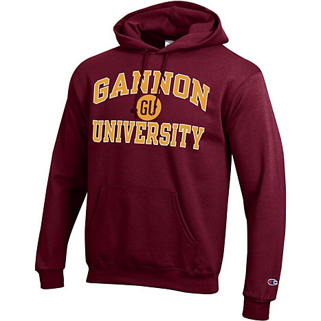 Product: Gannon University Hooded Sweatshirt