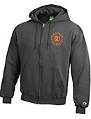 Gannon University Full-Zip Hooded Sweatshirt