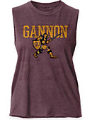 Gannon University Golden Knights Women's Muscle Tank Top