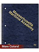 Massachusetts Maritime Academy 200 Sheet 5 Subject Notebook