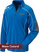 University of New Haven Chargers 1/4 Zip Ranger Coverup