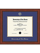 University Of New Haven Millenium BA/MA (6/13 To Pres) Diploma Frame -ONLINE ONLY