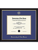 University Of New Haven Coronado BA/MA (6/13 To Pres) Diploma Frame -ONLINE ONLY