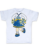 University of New Haven Cheerleader Toddler T-Shirt