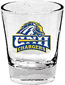 University of New Haven Chargers 1.5 oz. Collector's Glass