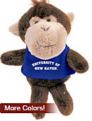 University of New Haven Plush Magnet