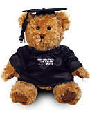 University of New Haven 10' Plush Cap and Gown Bear