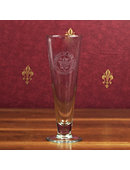 University of New Haven 16 Oz. Tall Glass