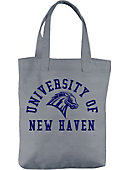 University of New Haven Chargers Cotton Tote